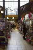 市场布达佩斯 免版税图库摄影