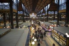 市场布达佩斯 图库摄影
