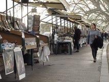 市场摊位在罗马 库存照片