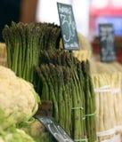 市场蔬菜 免版税库存照片