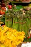 市场蔬菜 免版税图库摄影