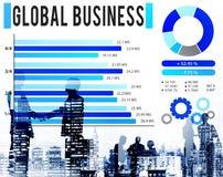 市场计划战略企业概念 免版税库存图片
