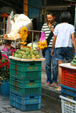 市场,泰国。 库存照片
