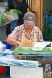 市场,泰国。 图库摄影