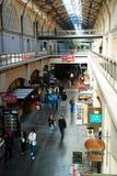 市场,轮渡大厦,旧金山 免版税库存图片