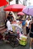 市场xixiang 库存照片