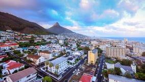 市开普敦,南非 库存照片