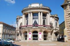 市政剧院 库存图片