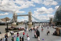市政厅伦敦广场 免版税库存图片