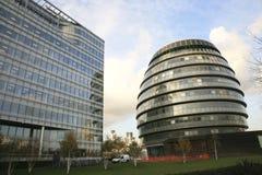 市政厅伦敦 免版税图库摄影