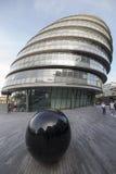 市政厅伦敦 图库摄影