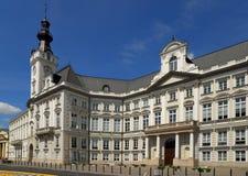 市政厅华沙 免版税库存图片