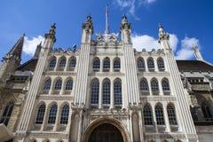 市政厅在伦敦 图库摄影