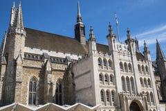 市政厅在伦敦 库存照片