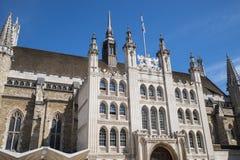 市政厅在伦敦 免版税库存图片