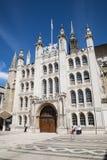 市政厅在伦敦 免版税图库摄影