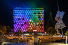 市政厅在珀斯,西澳州 库存图片