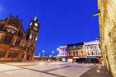 市政厅在Derry 免版税库存照片
