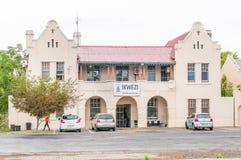 市政厅在Jansenville 图库摄影