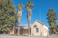 市政厅在Vosburg 库存照片