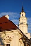 市政厅塔 库存照片