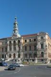 市政厅大厦在毕尔巴鄂,西班牙 免版税库存图片