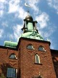 市政厅斯德哥尔摩 库存图片
