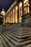 市政厅新加坡 免版税图库摄影