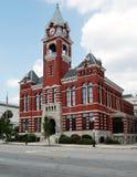 市政厅新的汉诺威 库存照片