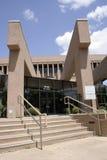 市政厅步骤 免版税库存照片