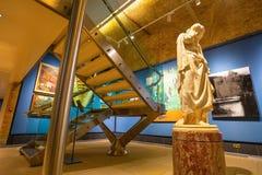 市政厅美术画廊在伦敦,英国 库存照片