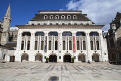 市政厅美术画廊在伦敦 库存图片