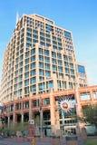 市政厅菲尼斯,亚利桑那 库存图片