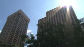 市政厅街市多伦多,加拿大 影视素材