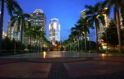市政厅雅加达 免版税库存图片