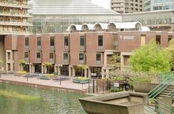 市政厅音乐学院,伦敦 图库摄影