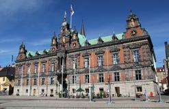 市政厅马尔摩瑞典 库存照片