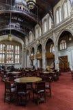市政厅,伦敦内部  免版税图库摄影