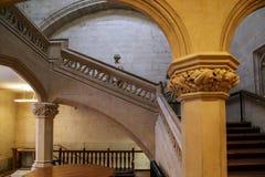 市政厅,伦敦内部  库存照片