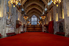 市政厅,伦敦的大厅 免版税库存图片