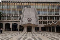 市政厅,伦敦西部翼  库存图片