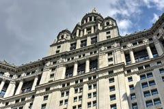 市政大厦-纽约 库存照片