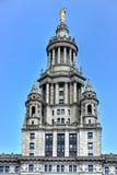 市政大厦-纽约 免版税图库摄影