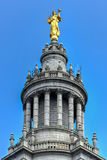 市政大厦-纽约 免版税库存图片
