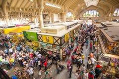 市政市场在圣保罗 库存图片