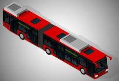 市政运输 向量例证