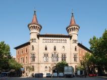 市政音乐学院,安东尼Falguera 巴塞罗那 库存图片