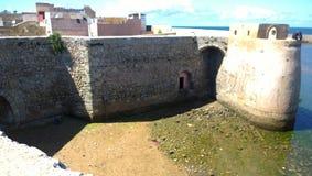 市杰迪代-摩洛哥 免版税库存图片
