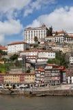市波尔图在葡萄牙 免版税图库摄影