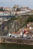 市波尔图在葡萄牙 免版税库存图片